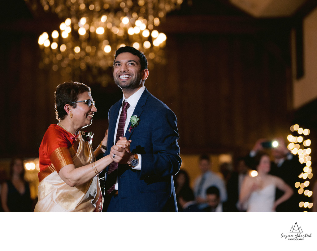 Indian wedding at Grand Ballroom at Normandy Farm.