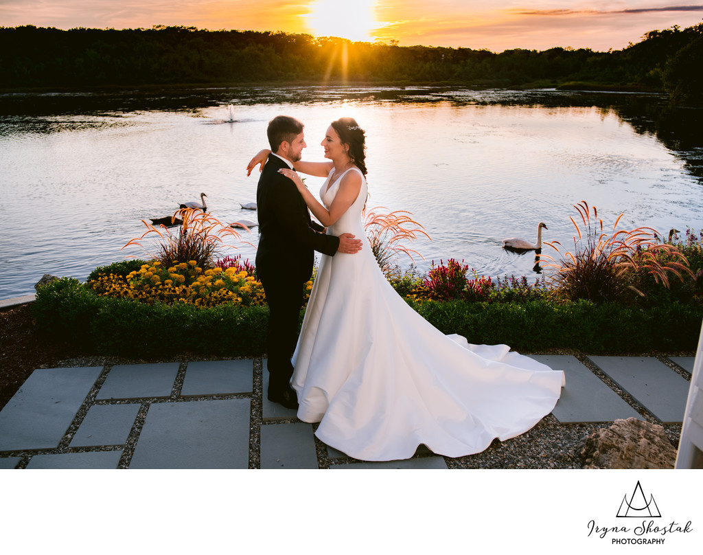 The Mill Lakeside Manor wedding photography