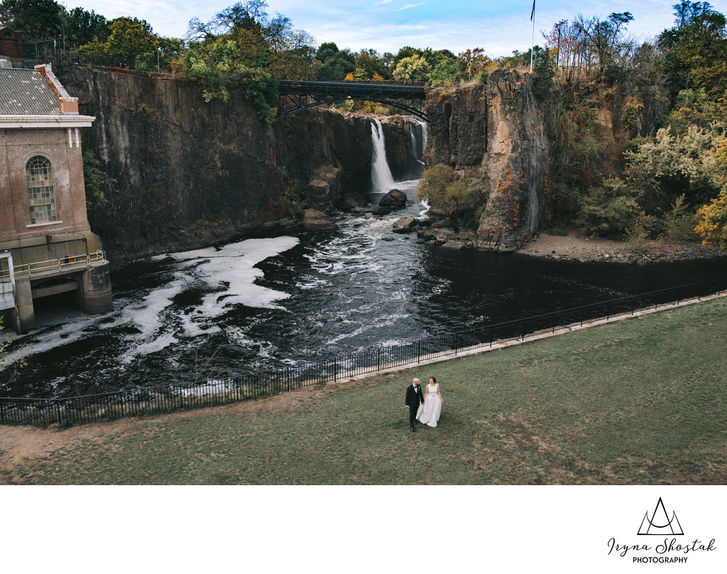 Patterson Falls Wedding Photographer