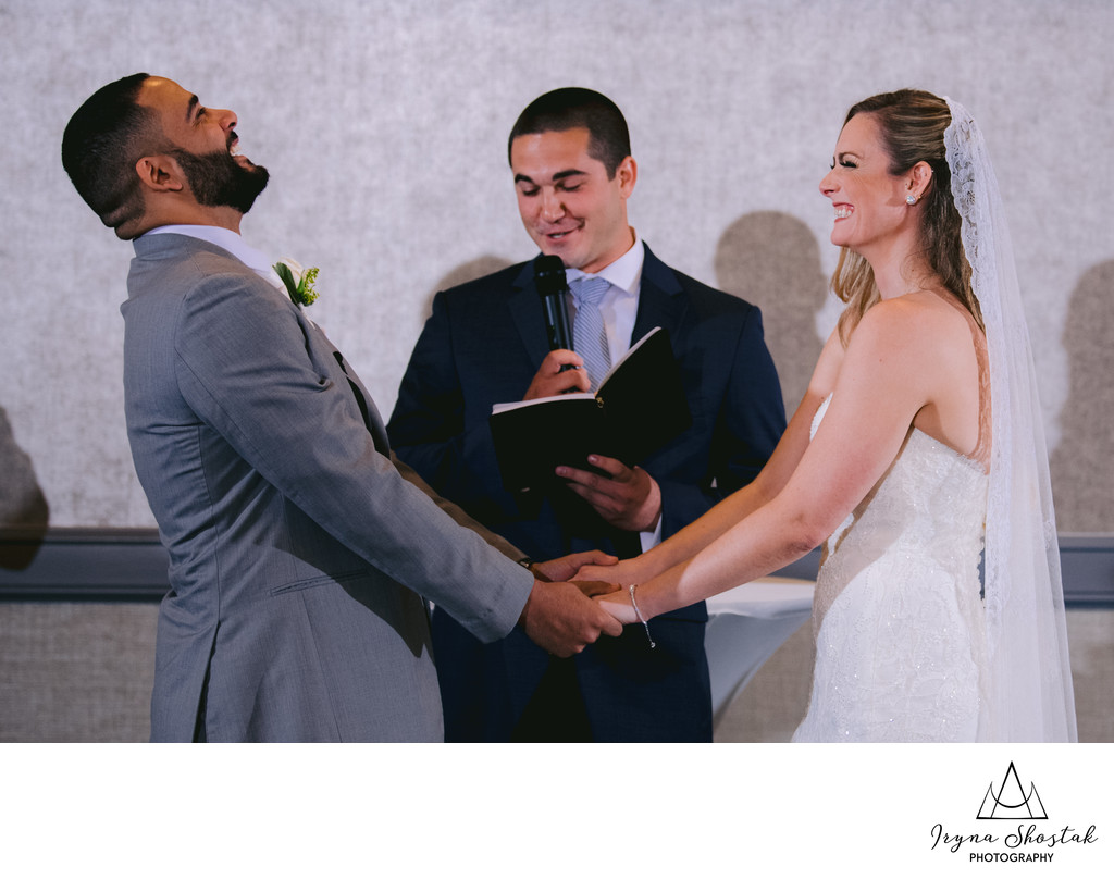 Wedding Ceremony at Days Hotel by Wyndham Toms River