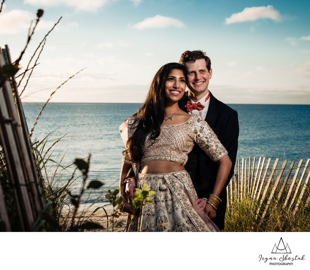 Cape May South Asian Wedding Photos