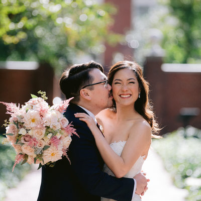 Old City Philadelphia wedding portraiture