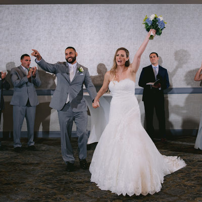 Wedding Ceremony Photography at Days Hotel Toms River