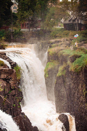 Engagement at Paterson Great Falls Historical Park
