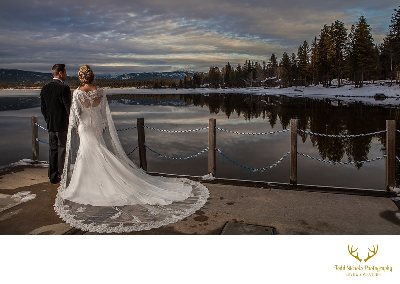 McCall Wedding Photographer Todd Nichols Shore Lodge
