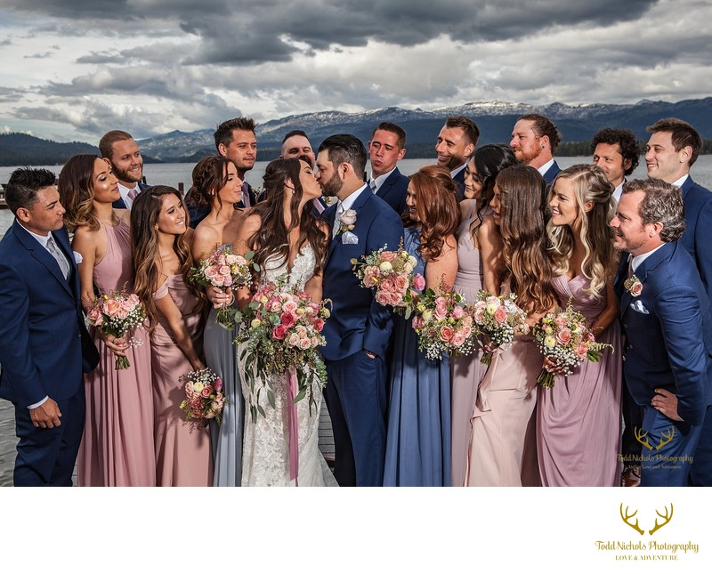 McCall Wedding Photographer Todd Nichols Shore Lodge Wedding