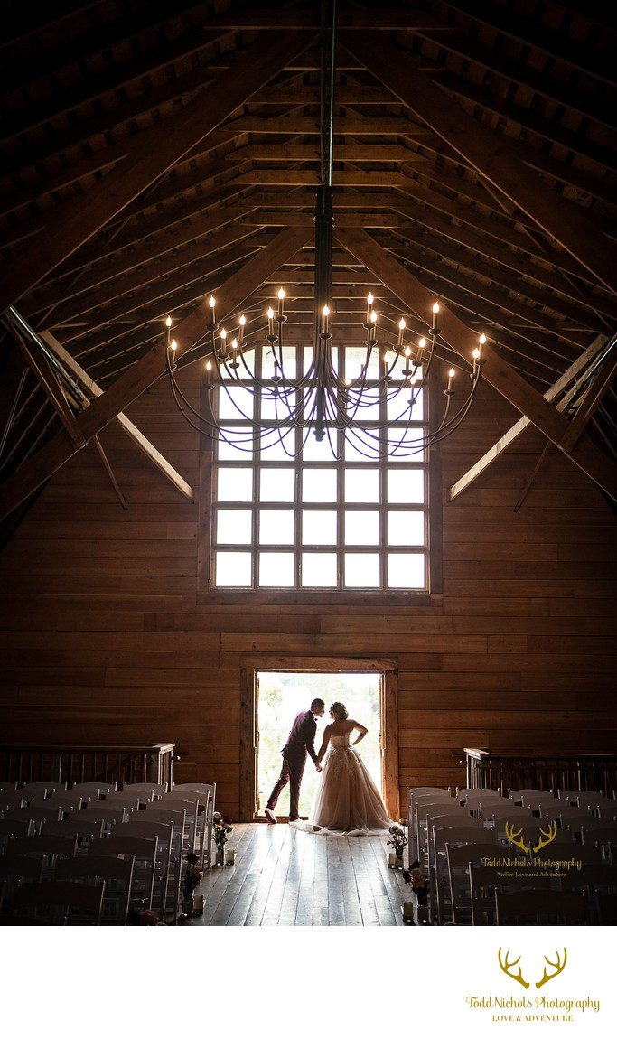 Boise Idaho Barn Wedding Venue