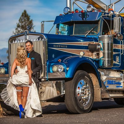 Tamarack Wedding in McCall Idaho