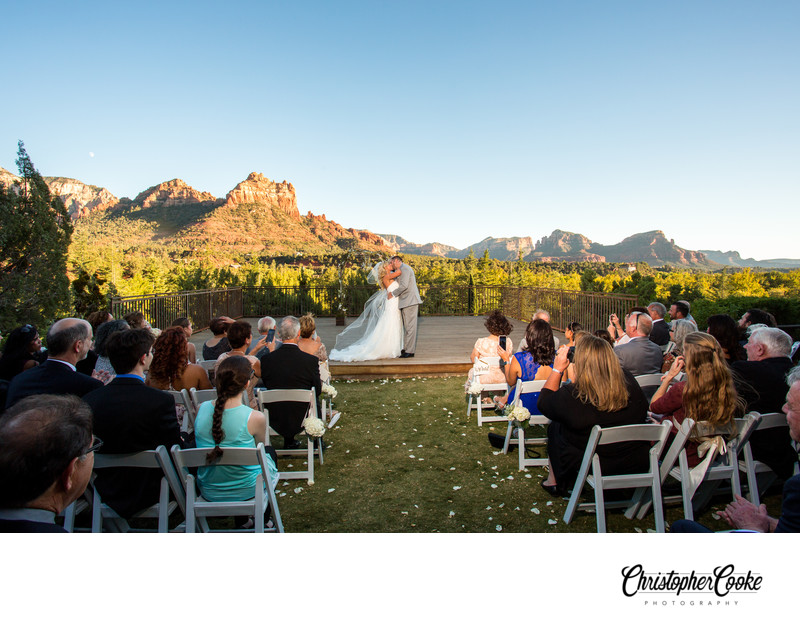 Sedona wedding photographer auberge de sedona