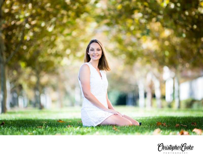 UC Davis Senior Portrait Session