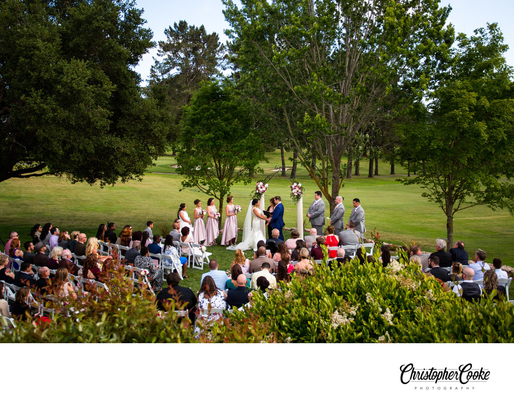 Sequoyah Country Club Wedding