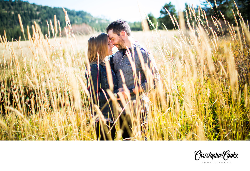 truckee engagement portrait photographer