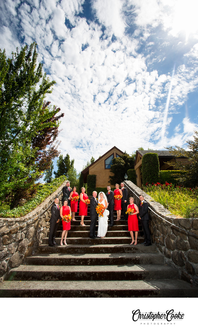 Sonoma Valley Wedding Photographer