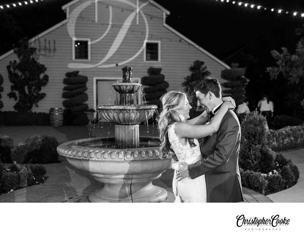 Scribner Bend Winery Wedding Photographer