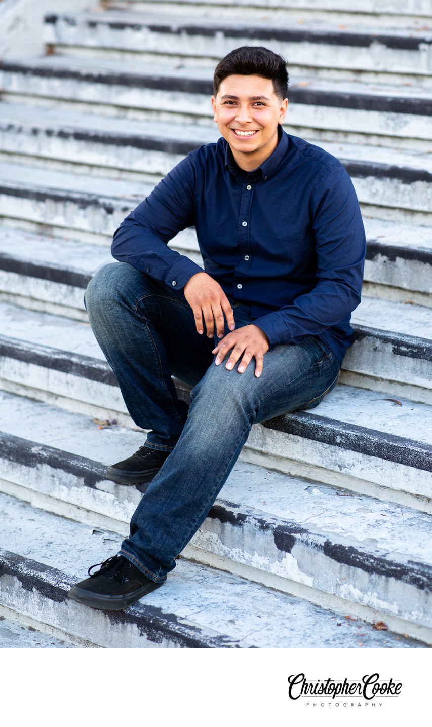 Martinez Senior Portrait Photographer