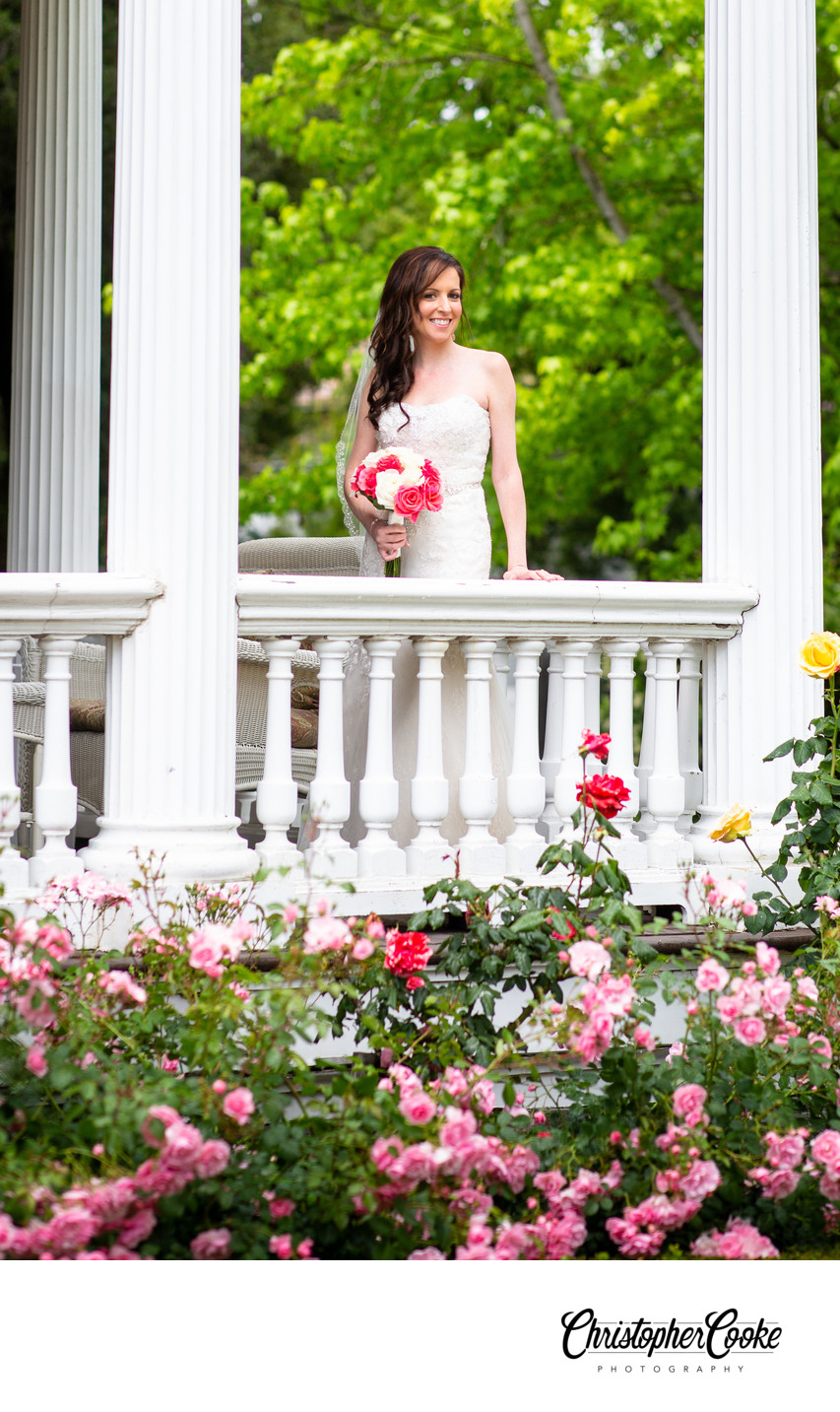 Churchill Manor Elopement