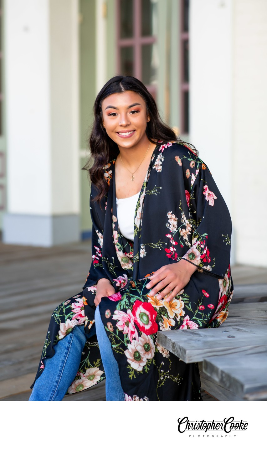 Walnut Creek High School Senior