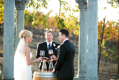 Best Napa Wedding Photographer