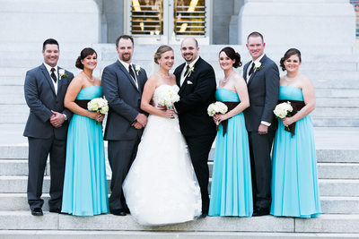 California Capitol Wedding Pictures