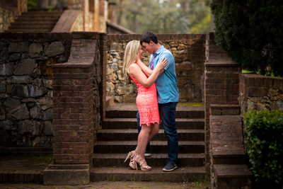 Empire Mine Engagement Session