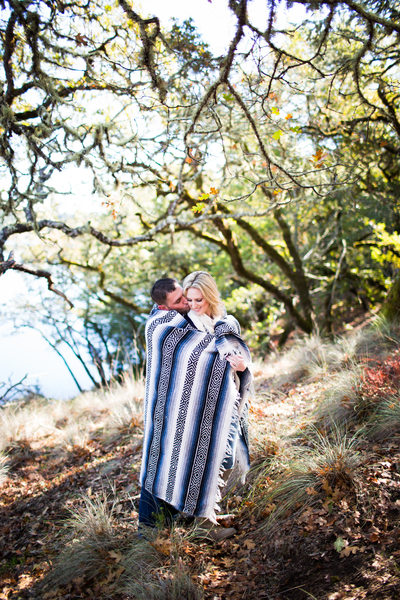 Mount Tamalpias Engagement Session