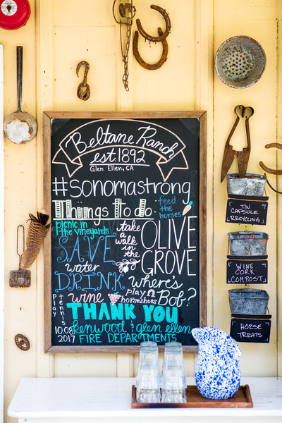 Wedding Chalk Board Art