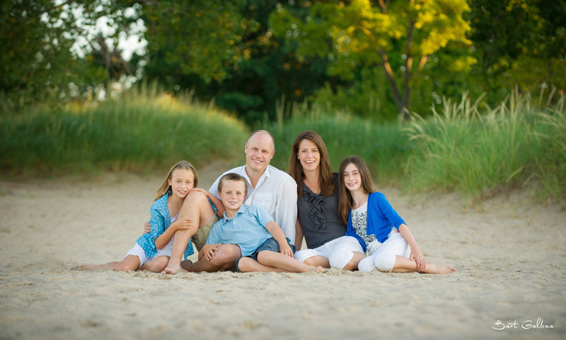 Wilmette Portrait Photography Session by Bart Galbas