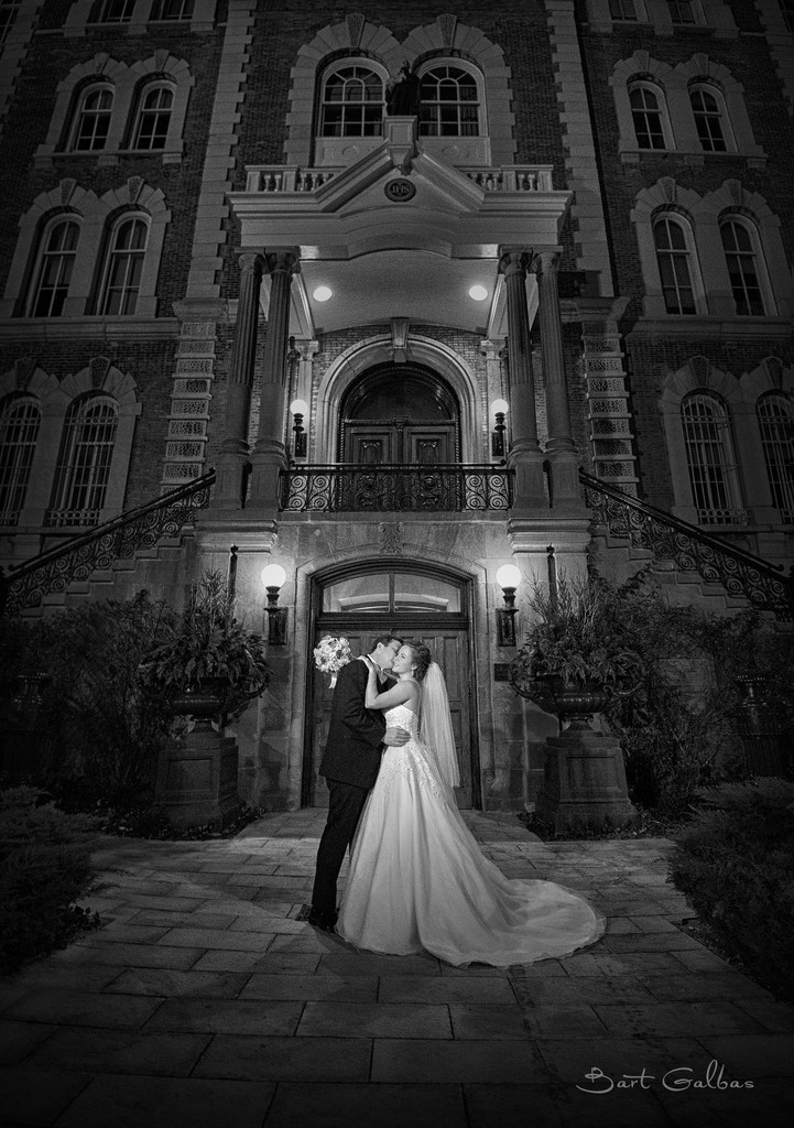 St Ignatius College Prep Wedding Photography