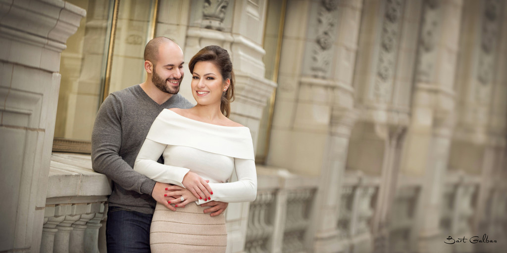 Wrigley Building Engagement Session