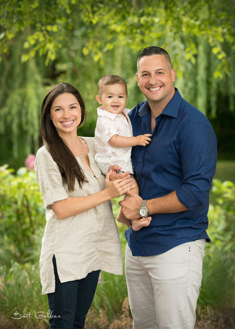 Family Portrait Photography in The Glen Glenview