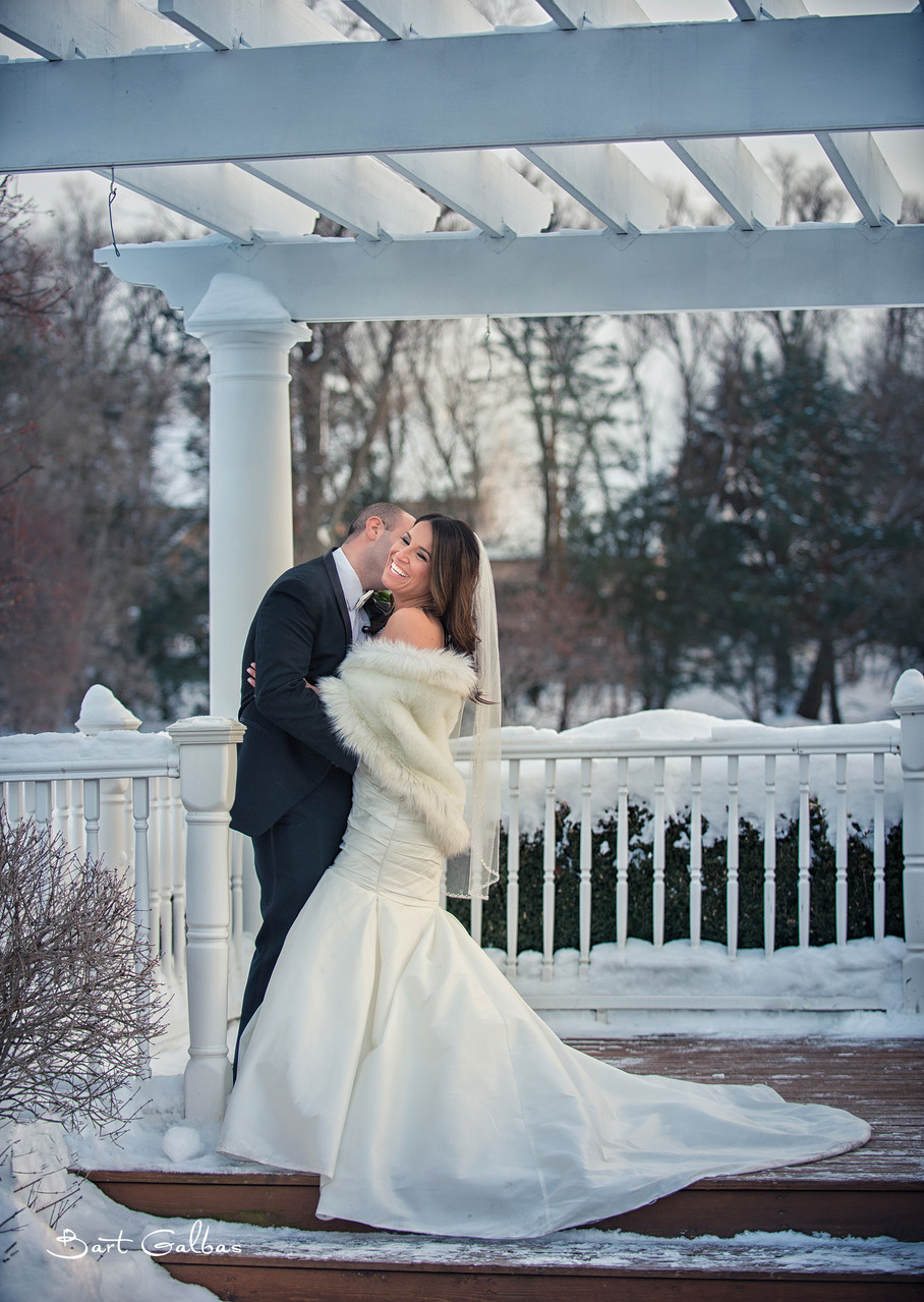 Winter Wedding at Concorde Banquets
