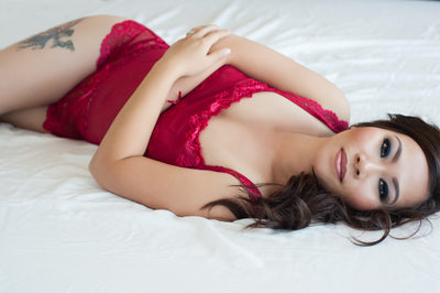 Nashville's Top Boudoir Portrait Photographer