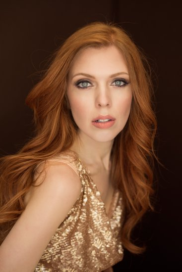 Nashville Portrait Photographer Redhead Beauty