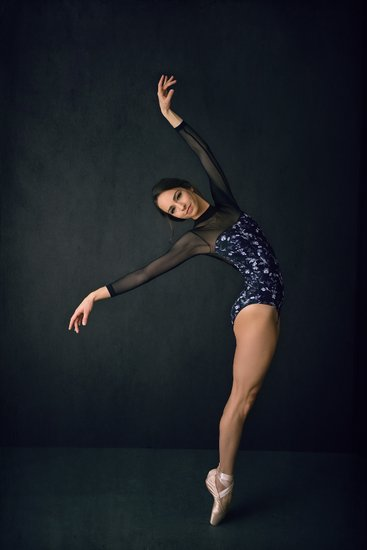 Nashville Portrait Photographer Beauty Ballet
