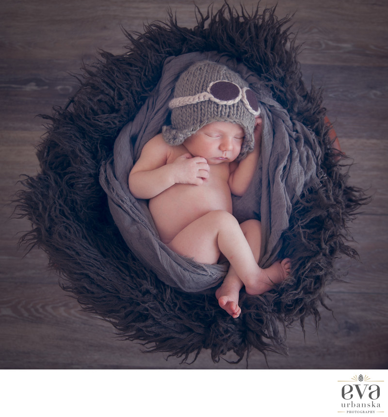 Banff Baby photography