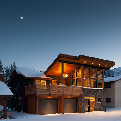Canmore architectural photographer