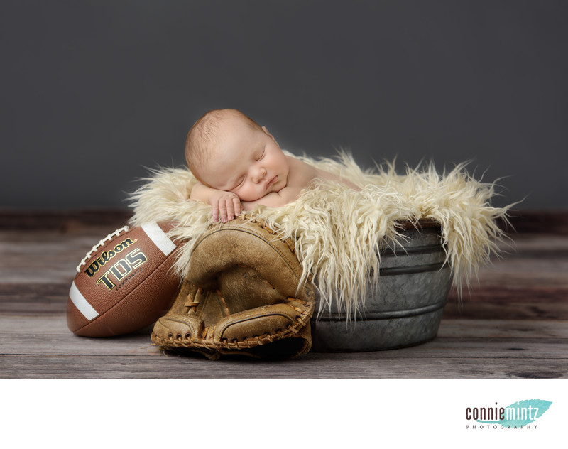 Newborn Photographer for Connie Mintz Photography