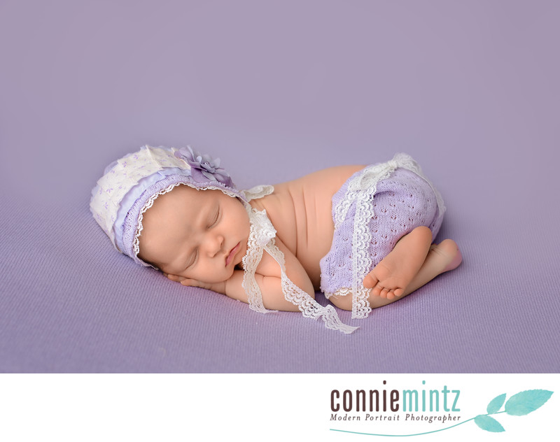 Newborn Studio Photography