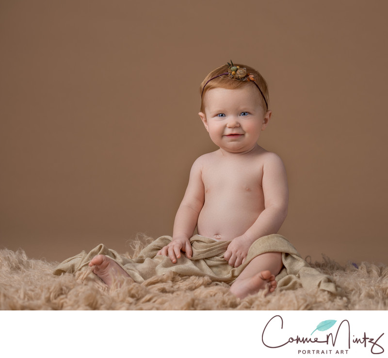 Southwest Washington Child Portraits