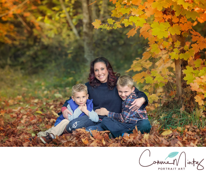 Family Photographer in Vancouver Washingto