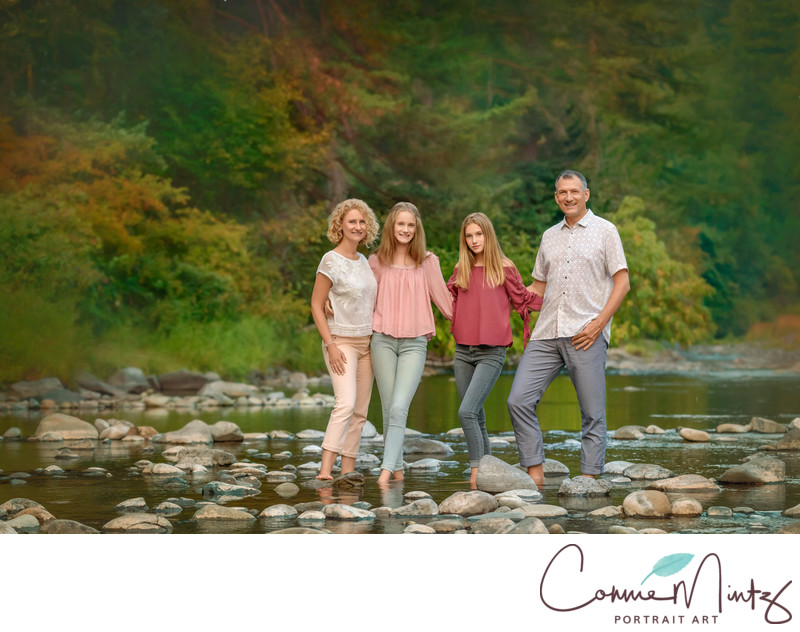 Southwest Washington Family Photographer