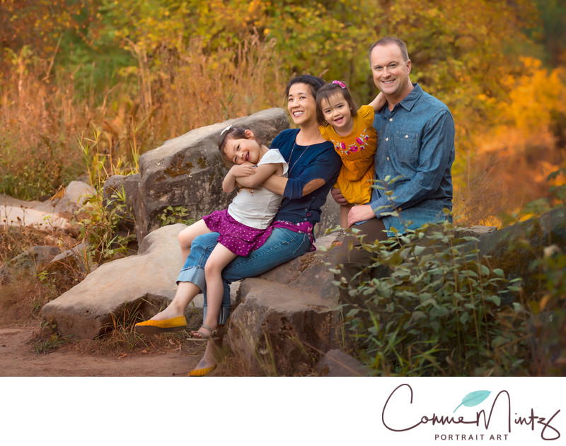 Family Portraits in Vancouver, WA