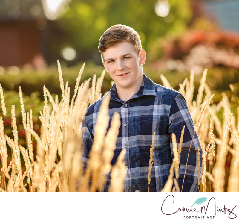 High School Senior Photographer in Vancouver Washington.