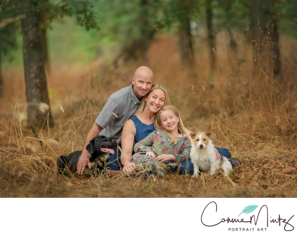 Outdoor Family Photographer in Southwest Washington