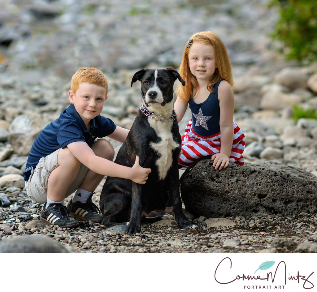 Vancouver Washington Family Portraits