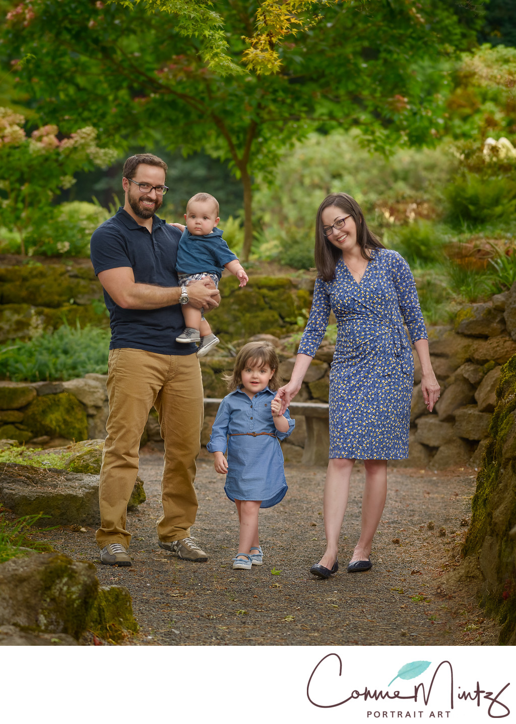 Vancouver Washington Family Outdoor Photos