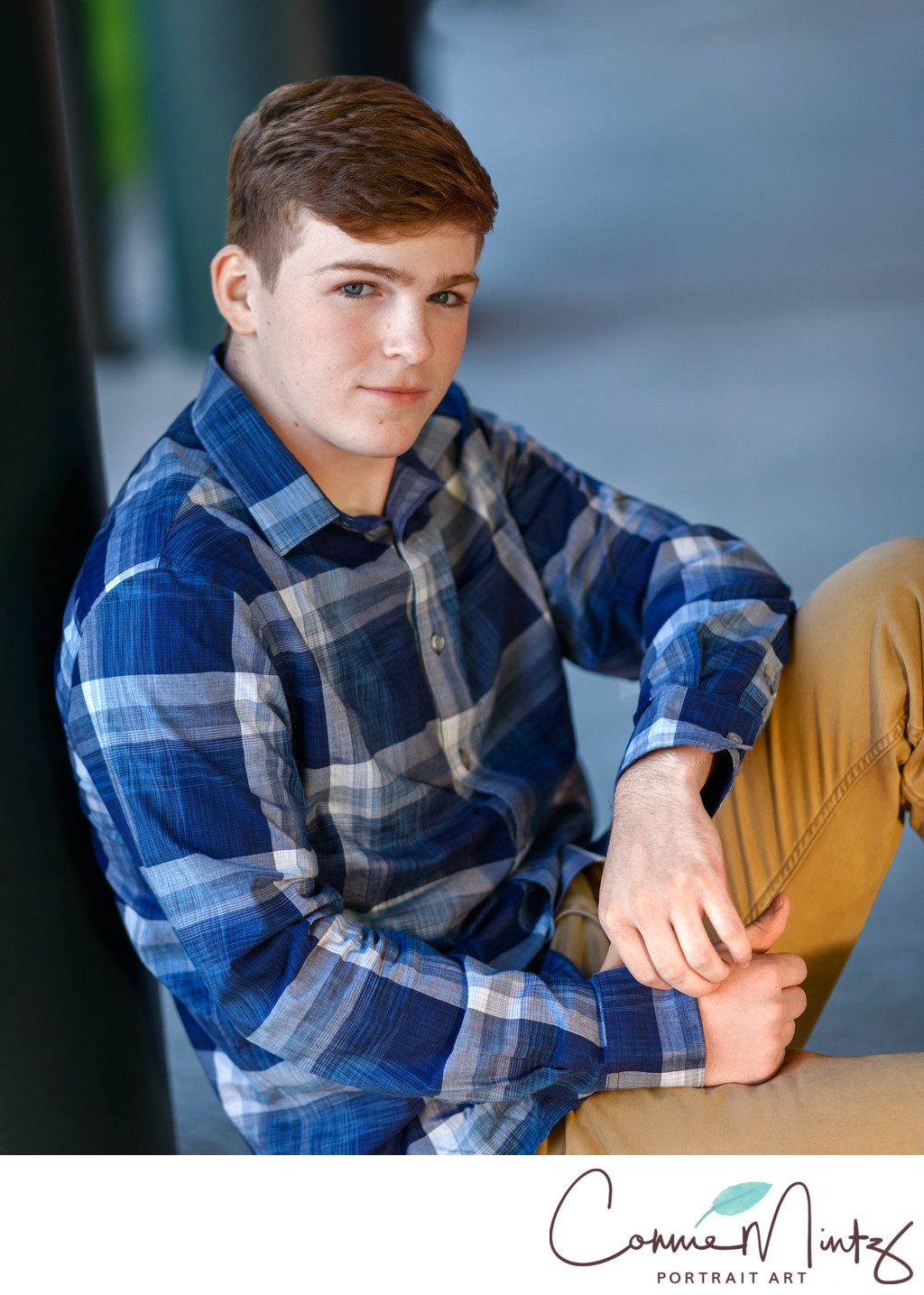 Vancouver Washington High School Senior Photographer