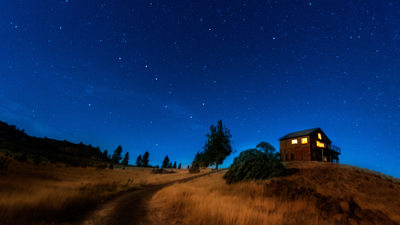 Big Dipper Eastern Oregon