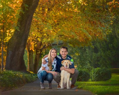 Vancouver Washington Photographer | Vitollo Outdoor Session