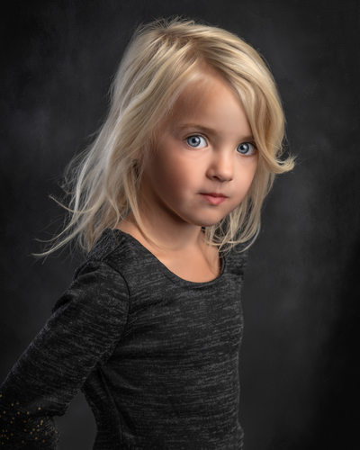 Vancouver WA Photographer - child portrait